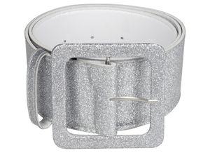 Boland gürtel Silber 120 x 5,5 cm