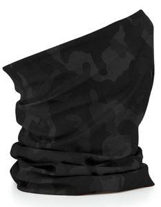 Schlauchschal Morf Original / Herren Winter Schal - Farbe: Midnight Camo - Größe: One Size