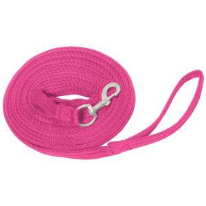 WALDHAUSEN Longierleine Griffy, pink, pink