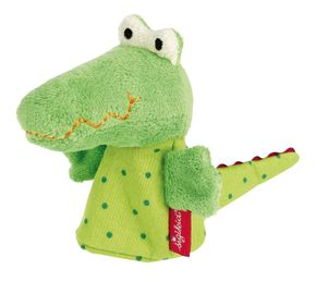 sigikid Fingerpuppe Krokodil 40379