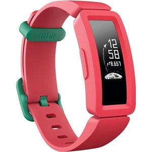 Fitbit Ace 2 , Farbe:Watermelon+Teal