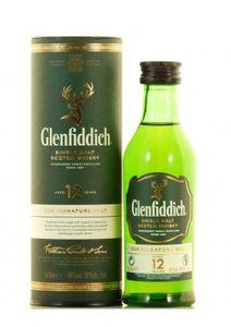 Glenfiddich 12 Years 40% 0,05L