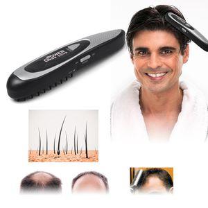 Elektrische Laserbehandlung Kamm Stop Haarausfall Regenerationstherapie Kamm Haarwachstum Pflege Haarbürste Lasermassage Kamm