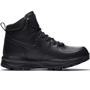 Nike Manoa Stiefel Herren Schwarz (454350 003) Größe: 44