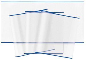 5 HERMA Buchumschläge transparent