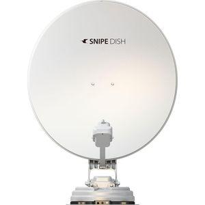 Selfsat Snipe Dish Twin Auto Skew   85cm | vollautomatische Satelliten Antenne