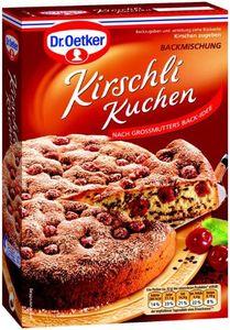 Dr. Oetker Backmischung Kirschli Kuchen