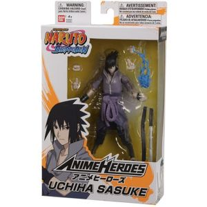 Anime-Helden - Naruto Shippuden - Anime-Helden Figur 17 cm - Sasuke Uchiwa