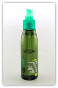 LOREAL professionnel nature oiliss aux huiles vertes 125ml