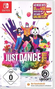 Just Dance 2019 (Code in the Box) - Nintendo Switch