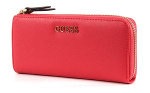GUESS Sissi Large Zip It Up Wallet Fuchsia