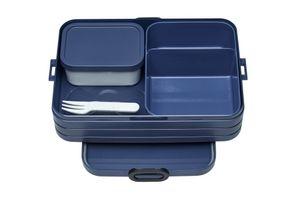 Mepal Lunchbox TAB large mit Bento-Einsatz, Nordic denim