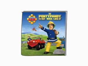 Tonies Hörfigur 01-0200 - Feuerwehrmann Sam - In Pontypandy ist was los -