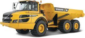 BB 1:50 Volvo A25G Dumper (Muldenkipper)