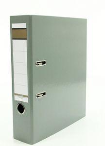 Livepac Caribic Glanz-Ordner / DIN A4 / 75mm breit / Farbe: grau
