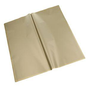 20x Kraftpapier Geschenkpapier Packpapier Geschenkverpackung Papier, Farbe Gold