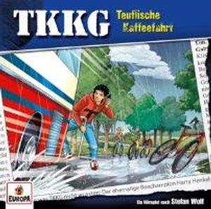 TKKG 205. Teuflische Kaffeefahrt.