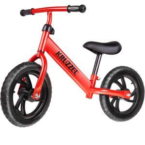 Balance Bike Lauflernrad für Kinder Ultraleichtes Mini-First-Bike Sitz und Lenker Höhenverstellbar Räder aus Eva-Schaum 14100