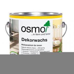Osmo Dekorwachs Intensive Töne 0,75 Liter - Farbe: Weiss Matt (3186)