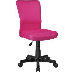 tectake Bürostuhl Patrick - pink