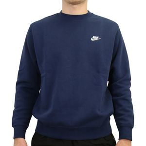 Nike Sportswear Club Sweatshirt Herren Dunkelblau (BV2662 410) Größe: M