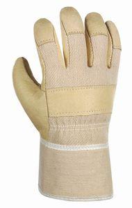 Texxor Damen-Pawa, Schweinsvollleder- handschuhe, gefüttert 120 Paar 1137 Gr: one size