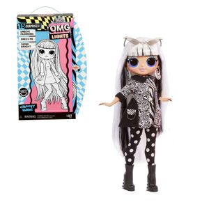 MGA Entertainment L.O.L. Surprise! O.M.G. Doll Lights GROOVY BABE
