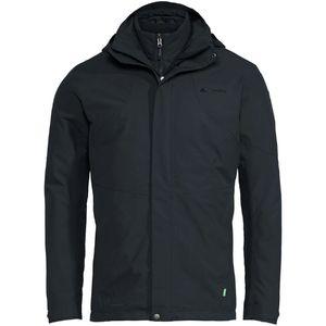 VAUDE Me Caserina 3in1 Jacket II TOM BLACK PHANTOM BLACK M