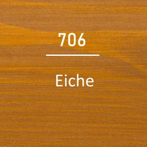 OSMO Holzschutz-Öl Lasurfarbe 706 Eiche 2,5L