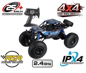 RC Allrad Rock Crawler X-WARRIOR 2,4 Ghz. Ferngesteuertes Auto Monster Truck