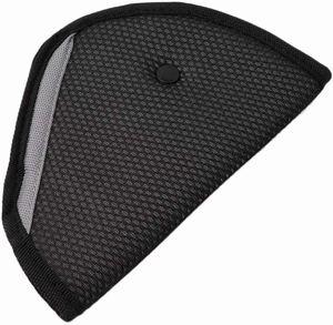 Auto Gurtpolster Sicherheitsgurt Universal Einstellbare Dreieck Gürtelpolster Pad Stabile Sicherheitsgürtel Einsteller für Kinder und Erwachsene