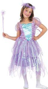 Rubie's kostüm Fee mit Zubehör Mädchen lila Größe 116