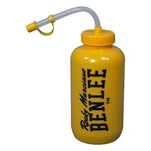 BENLEE Rocky Marciano Trinkflasche Wasserflasche Unisex – Erwachsene Warmgelb