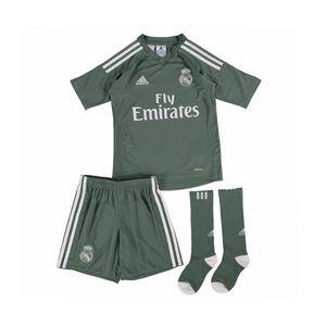 adidas Real Madrid  Trikot und Short im Set Minikit Kinder, Farbe:Grün, Kinder Größen:110