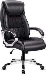 Bürostuhl Chefsessel Drehstuhl mit Rückenlehne ergonomisch Schreibtischstuhl PC Gaming Stuhl