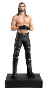 Eaglemoss Publications Ltd. WWE Seth Rollins Figur Championship Collection 13 cm EAMOWWEUK007