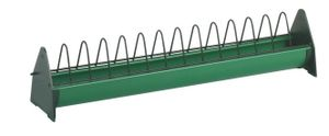 Futtertrog Kunststoff, 50cm lg. 20cm breit, f. Hennen