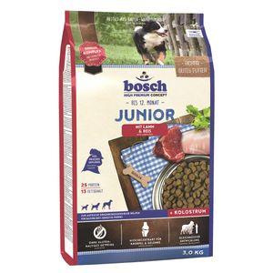 Bosch Junior Lamm+Reis     3kg
