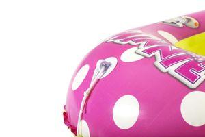 Bestway 91083, Kinderboot, Mädchen, Pink, Gelb