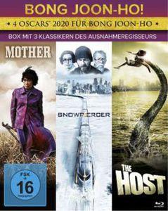 Bong Joon-ho! 3-Filme Box (Blu-ray) - ALIVE AG  - (Blu-ray Video / Sonstige / unsortiert)