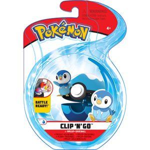 Spielfigur mit Pokeball zur Auswahl | Pokemon | Clip N Go | Action-Figuren, Spielfigur:Plinfa