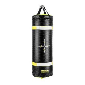 Klarfit Maxx MMA-B - Boxsack , Power Bag , Uppercut-Bag , Luft-Wasser Befüllung , Befüllung mit Wasser bis 55 Liter , reißfeste Aufhängung , Kampfsport-Training , Functional Training , schwarz