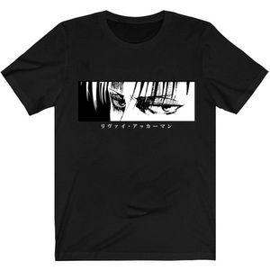 Attack On Titan T-Shirt Uni Tee Style03 XXXXL