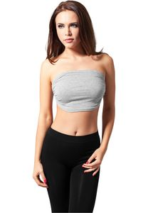 TB451 Ladies Bandeau Top , Größe:XL, Farbe:GREY