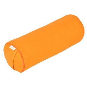 Yoga MINI BOLSTER / Nackenrolle BASIC, orange