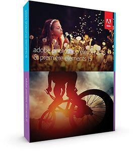 Adobe Photoshop Elements 15 und Premiere Elements 15 (Frustfreie Verpackung)