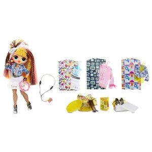 MGA Entertainment L.O.L. Surprise OMG Remix- Doll 3- Pop B.B.