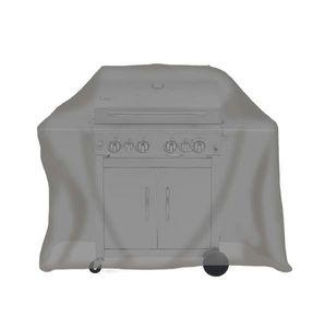 Tepro-Grillschutzhülle-Universal Abdeckhaube u.a passend für Toronto XXL Modell 2019, groß, anthrazit; 8405