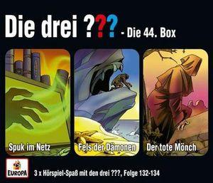 Die drei ??? - 3er Box 44 (Folgen 132, 133, 134)