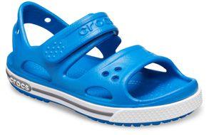 crocs Crocband II Sandal Kids Bright Cobalt/Charcoal Croslite Größe: 30/31 Normal